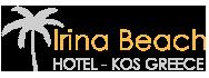 Irina Beach Hotel Logo